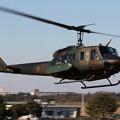 Photos: 降下訓練始め26 UH-1