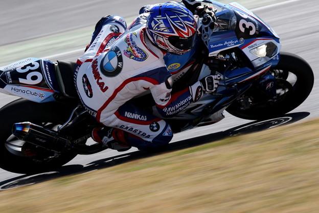 Photos: #39 Rosetta Motorrad 39 酒井大作選手