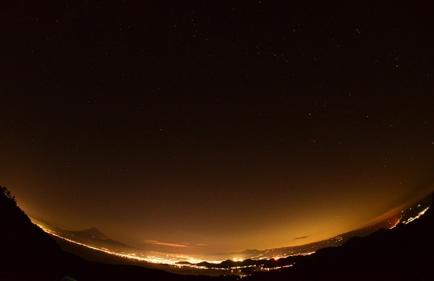 Amber Night  ~Mt.FUJI~