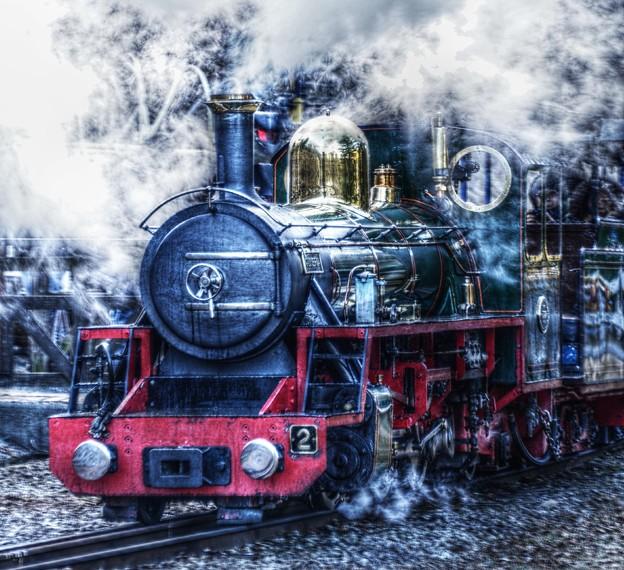 雨、蒸気、スピード~Steamroller