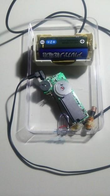 電池がどれでもラジオ その6