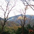 Photos: 山は秋の装い