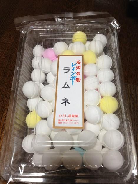 Photos: イコマ製菓 レインボーラムネ