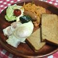 TOMOKOの朝ご飯