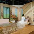 テレビ朝日 徹子の部屋ブース