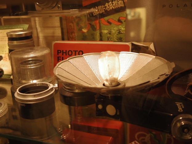 昭和のカメラ用品