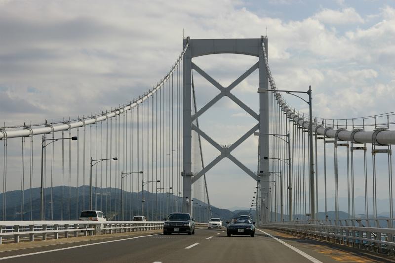 大鳴門橋とVRリミテッド