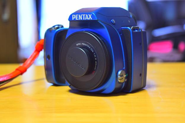 散歩用のカメラ