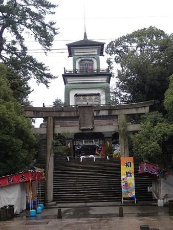 27 12 石川 金沢 尾山神社 1