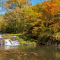 写真: 秋景色を求めて・・・。?