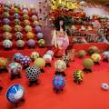 """写真: 柳川雛祭り """"さげもんめぐり"""""""