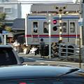 Photos: 踏切通過 京成本線