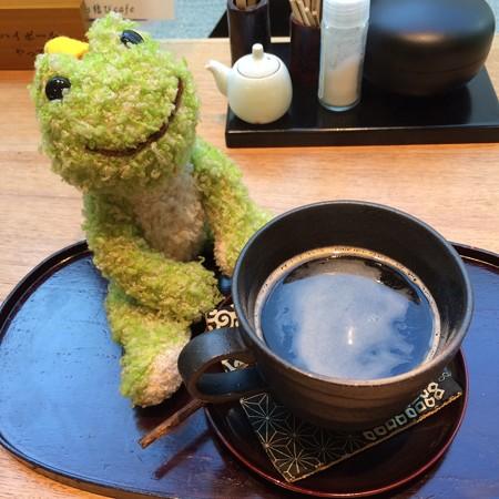 コーヒー飲んだよ