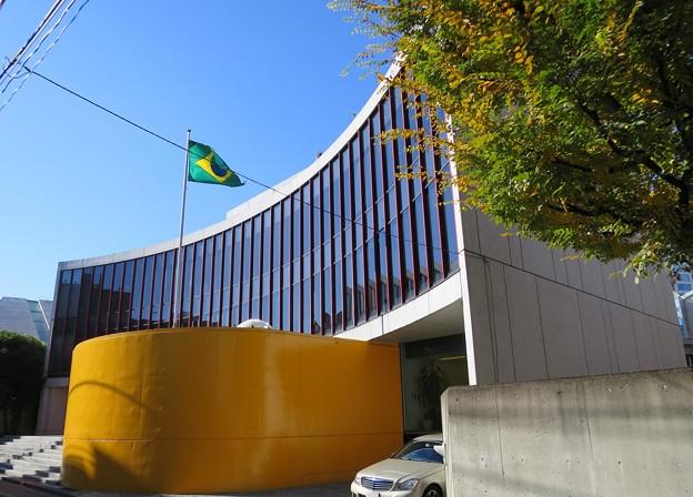 写真: ブラジル連邦共和国大使館