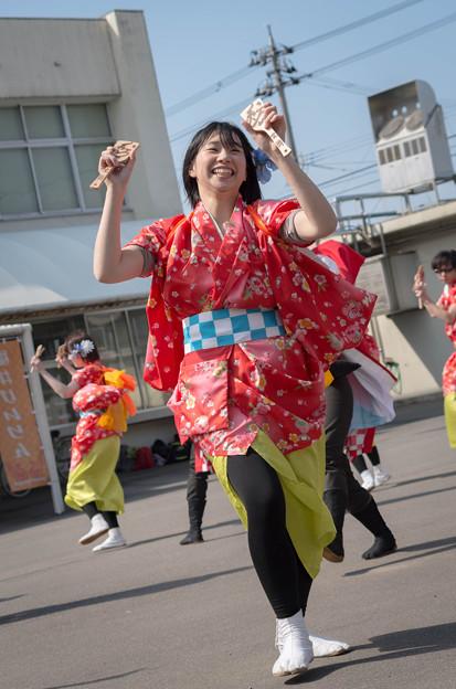 福井ケイリン杯2016 福井よさこいチーム紡