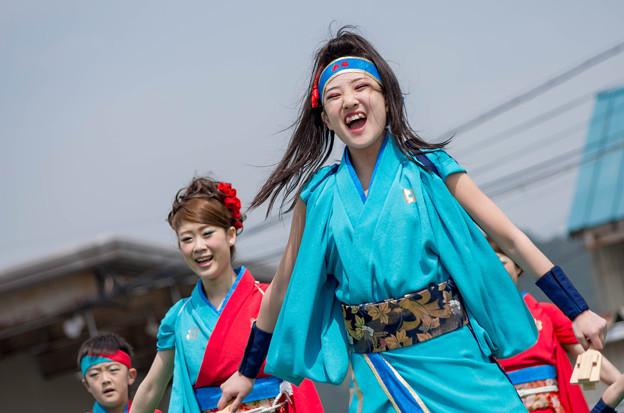 賤岳春乱舞2016 舞宇夢赤鬼