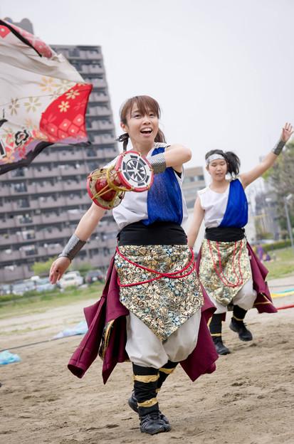 どまつり夜桜 in 岡崎2016 Meetiα