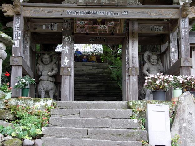 国宝・富貴寺