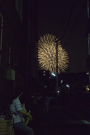 多摩川花火大会 13