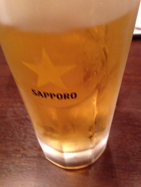 写真: ビール