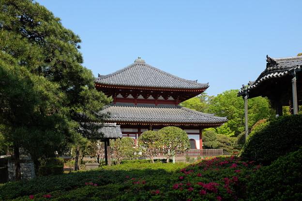 鑁阿寺の経堂