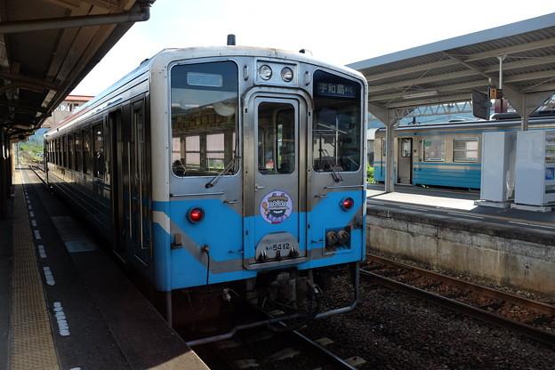 宇和島行き普通列車