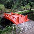 Photos: 栗林公園の小さな橋