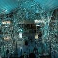 空港国際線ターミナル イルミネーションン(2)