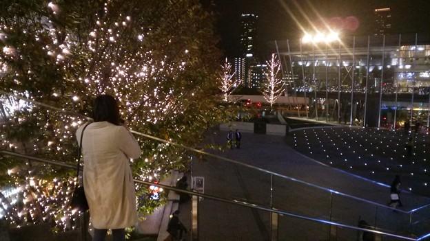 大阪グランフロント イルミネーション(1)