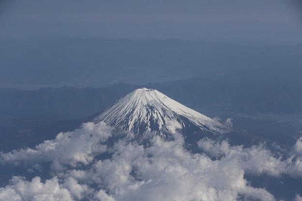 Photos: 雲の上の富士山