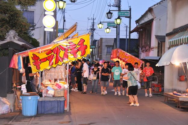 真壁の祇園祭1