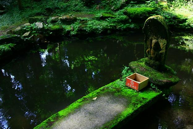 431 御岩神社 不動池