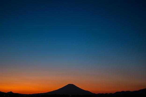 富士グラデーション  ~The best of Japan mountain~