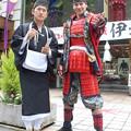 Photos: 26.7.17伊達武将隊・松尾芭蕉と真田信繁