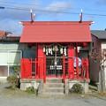 写真: 27.11.21今宮神社