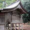 写真: 27.12.29吉田神社本殿