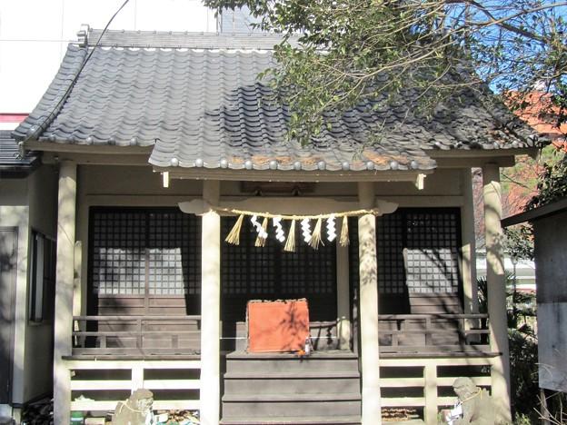 28.1.10馬上蠣崎神社