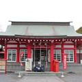 写真: 28.2.15鹿島御児神社拝殿