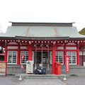 Photos: 28.2.15鹿島御児神社拝殿