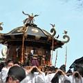 写真: 28.3.10鹽竈神社帆手まつり