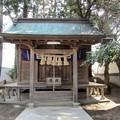 写真: 28.3.31多川稲荷神社