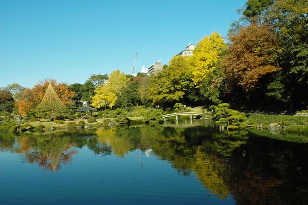 065SD14_2111 清澄庭園の紅葉