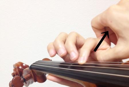 中野区 江古田 バイオリン 個人レッスン ヴィオラ 吉瀬弥恵子 Y's音楽教室 ヴィブラート練習法