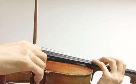 中野・江古田 バイオリン 個人レッスン ヴィオラ 吉瀬弥恵子 ワイズ音楽教室 左手と右手のバランス