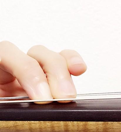 中野・江古田 バイオリン 個人レッスン ヴィオラ 吉瀬弥恵子 ワイズ音楽教室 指が太い人へ