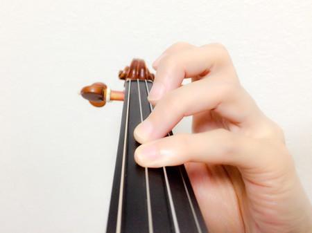 中野・江古田 バイオリン 個人レッスン ヴィオラ 吉瀬弥恵子 ワイズ音楽教室 ヴィブラートの音程