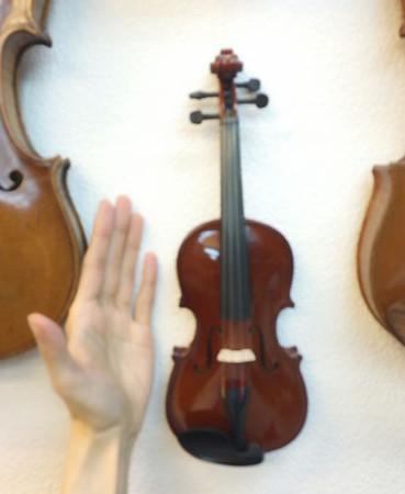 中野・江古田 バイオリン 個人レッスン ヴィオラ 吉瀬弥恵子 ワイズ音楽教室 64分の1