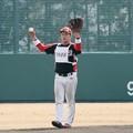 Photos: 新潟が指名した安井蓮選手(前高知)