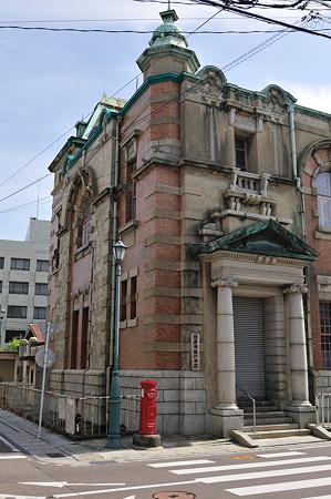 旧唐津銀行1