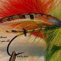 Photos: Christmas Salmon Fly